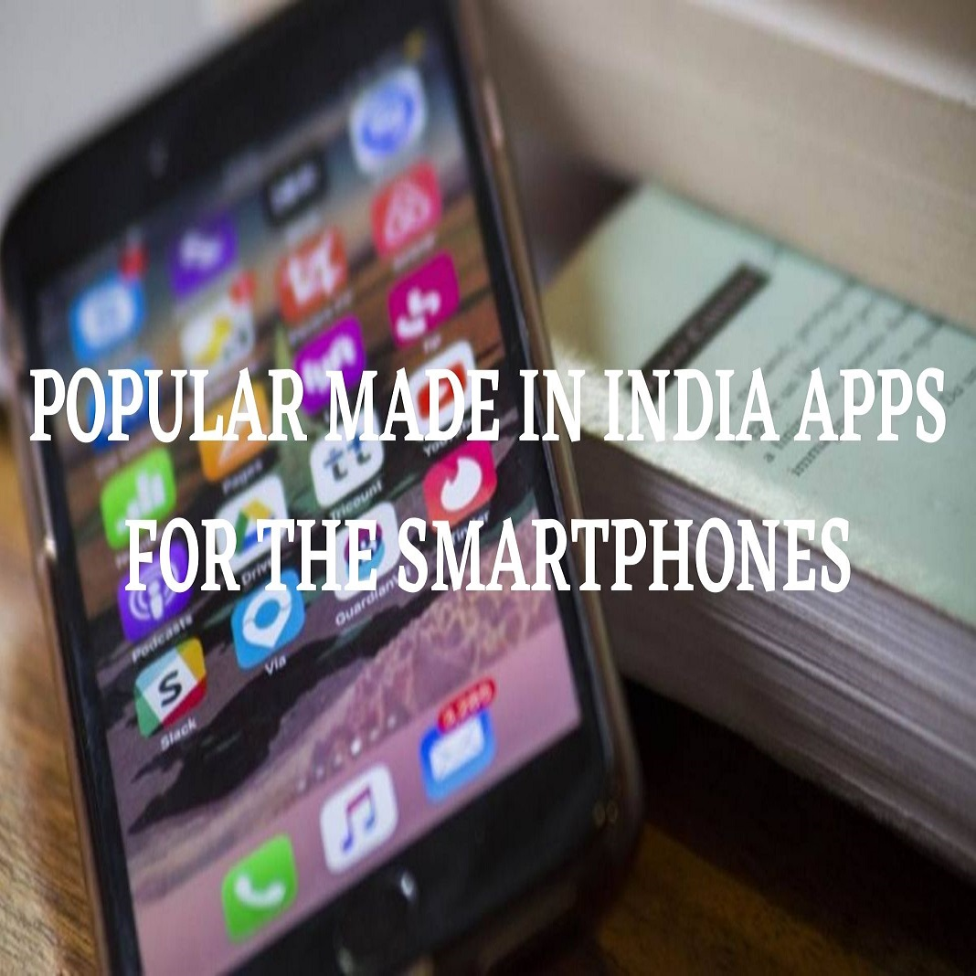 These are some of the Most popular apps developed by India. Download those Apps on Your Smartphone. Click here for more information