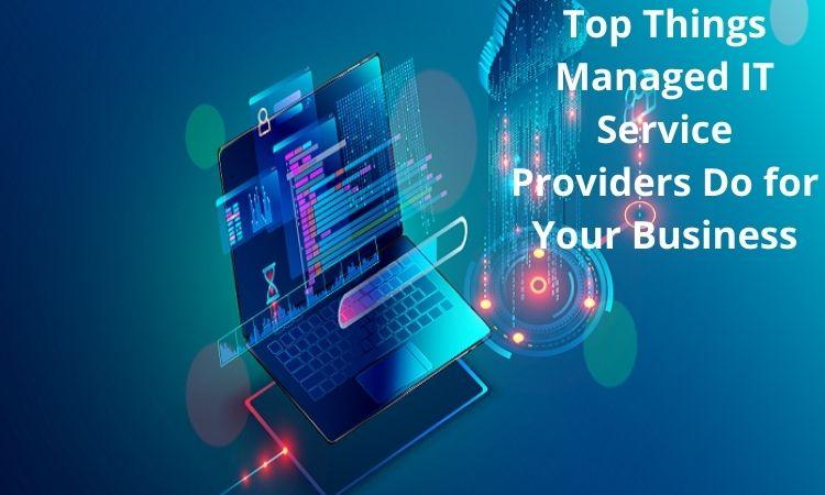 Managed IT Service Provider