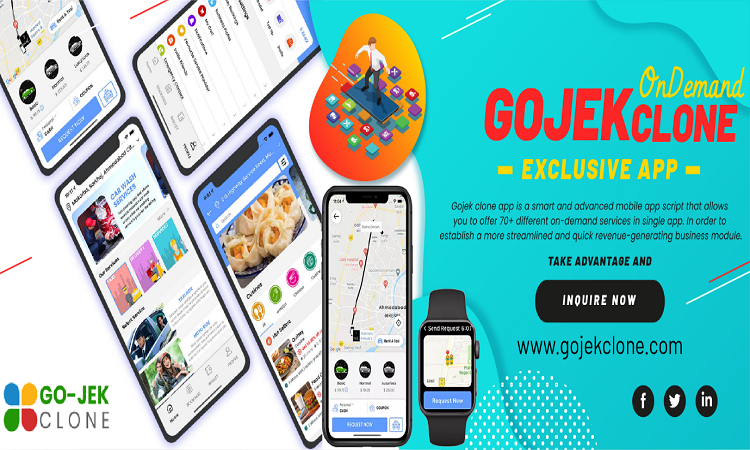 Why Is The Gojek Clone App So Popular With The Service Providers?