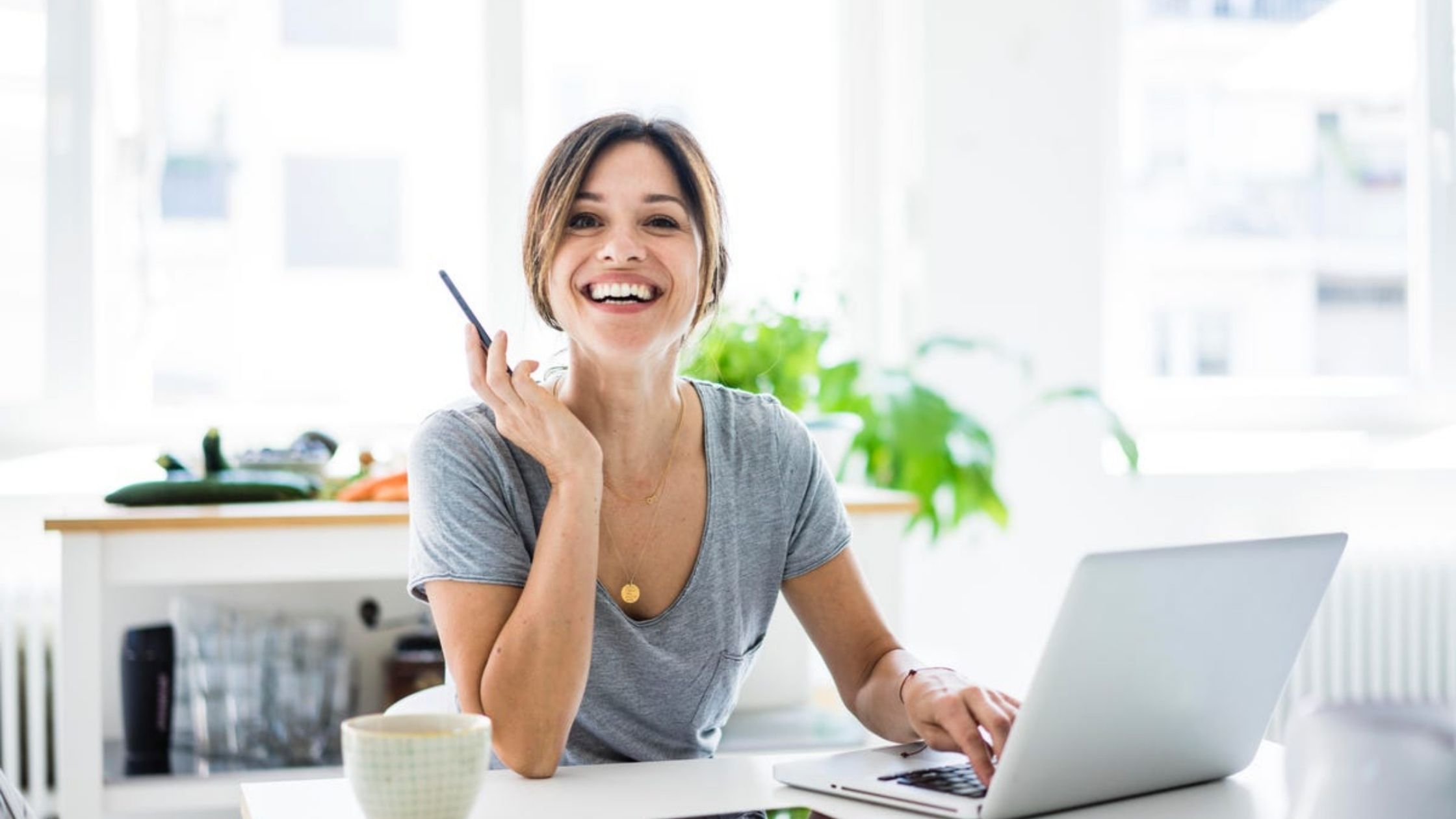 Business Benefits that Remote Work Offers