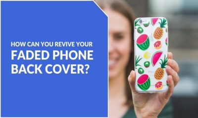 How Can You Revive Your Faded Phone Back Cover
